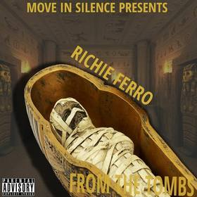 From The Tombs Richie Ferro front cover