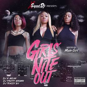 Girls Nite Out DJ K.Mean front cover