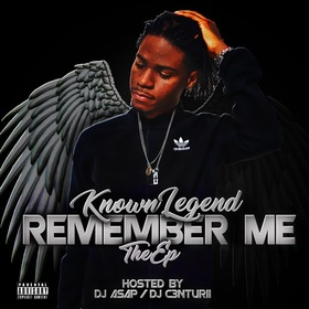 Remember Me The EP Known Legend front cover