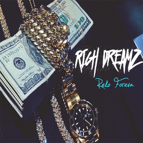 Rich Dreamz Reko Foreva front cover
