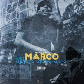 "Marco ""MarcoFromMoco"" MellDopeAF front cover"