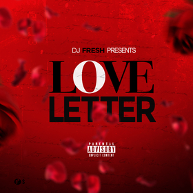 LOVE LETTER DJ Fresh front cover