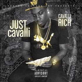 Just Cavalli Cavalli Rich front cover