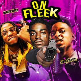 On Fleek (Hot Tracks This Week) DJ Ron Viper front cover