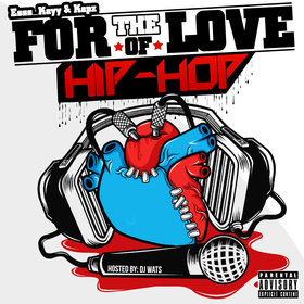 For The Love Of Hip Hop Esss_Kay front cover