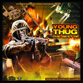 The Best Of Young Thug Dj Trey Cash front cover