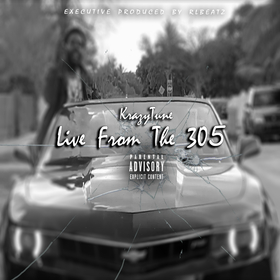 Live From The 305 KrazyTune front cover