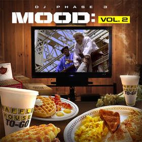 Mood: Vol. 2 (New Jack City) DJ Phase 3 front cover