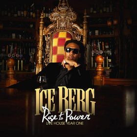 Rise To Power Ice Billion Berg front cover