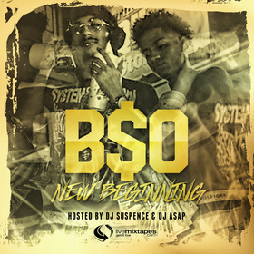 New Beginning B$O (@marcusss2raw & @bso_youngnick) front cover