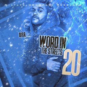 Word In The Streets 20 (Ear to the Streets Edition) DJ S.R. front cover