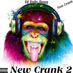 New Crank 2 DJ Tally Ragg front cover
