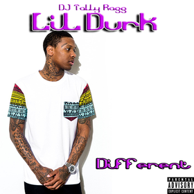 Lil Durk - Different DJ Tally Ragg front cover