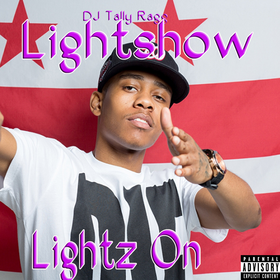 Lightshow - Lightz On DJ Tally Ragg front cover