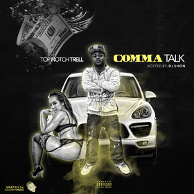 Comma Talk Top Notch Trell front cover