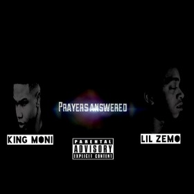 Prayers Answered Official King Moni front cover
