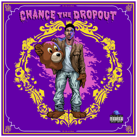 Chance The Dropout DJ Critical Hype front cover