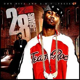 28 Grams Vol. 3 (Hosted by Juelz Santana) Don Cannon front cover