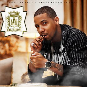 The King Returns Juelz Santana front cover