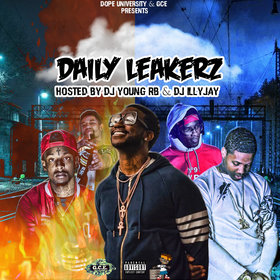 Daily Leakerz Dj Illy Jay front cover