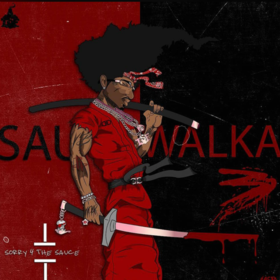 Sorry 4 The Sauce 3 Sauce Walka front cover