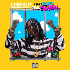 Two Zero One Seven Chief Keef front cover