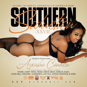 Southern Seduction Vol. 27 DJ D.Souff front cover