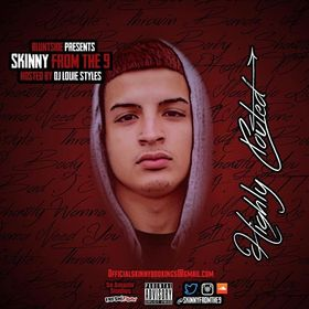 Highly Clouted Skinnyfromthe9 front cover
