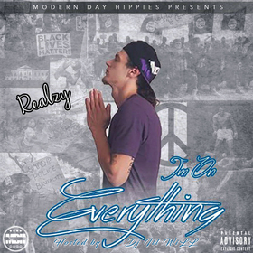 I'm On Everything #mixtape by Realzy DJ ILL WILL  front cover
