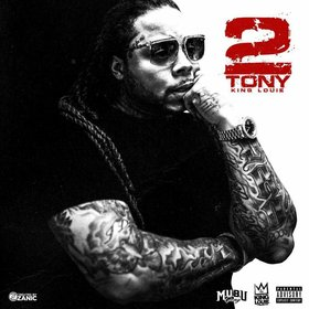 Tony 2 King Louie front cover