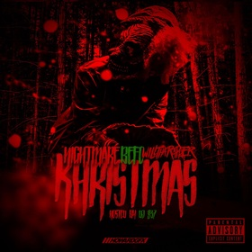 Nightmare Befo Khristmas WillThaRapper front cover