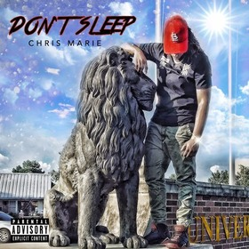 Dont Sleep The Real Chris Marie front cover
