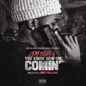 You Know How I'm Comin' Jay Gudda front cover