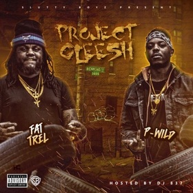 Project Gleesh Fat Trel front cover