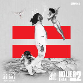 Holier Than Thou 2 Holy Zeus front cover