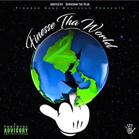 Finesse Tha World 2 Finesse Lucci front cover