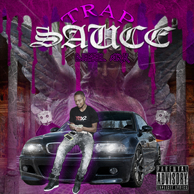 Trap Sauce Diesel Ark front cover
