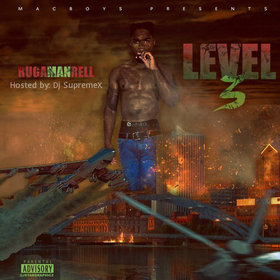Level 3 Ruga Man Rell front cover
