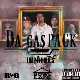 Da Gas Pack Rise & Grind Family front cover