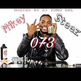 073 Mikey Steez front cover