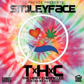 The Hippy Chronicles Smileyface front cover