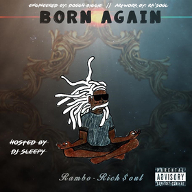 Born Again Rich $oul front cover