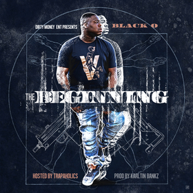 The Beginning Black O front cover