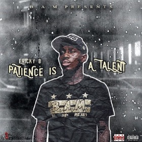 Patience Is a Talent Ericky B front cover