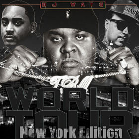 World Tour: New York Edition DJ Wats front cover