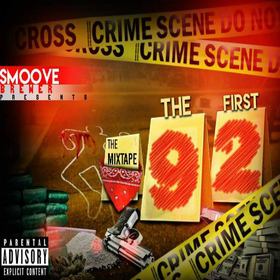 The First 92 Smoove Brewer front cover