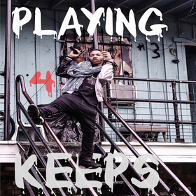 Duskii - Playing 4 Keeps Dj Hustle Man front cover
