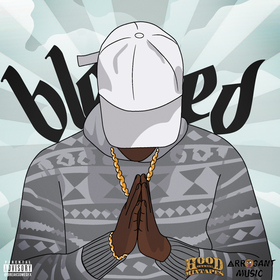 Blessed B'Tru front cover