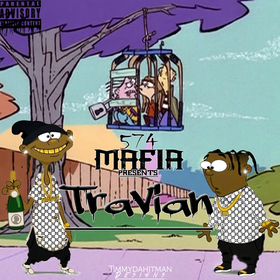 Travian 574 Mafia front cover