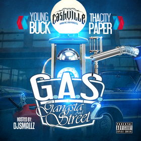 G.A.S. 2 Young Buck front cover